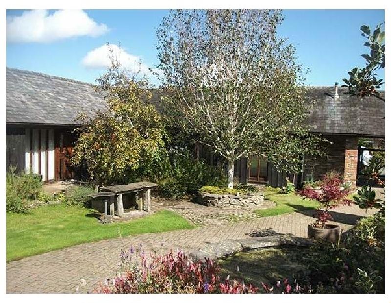 Finest Holidays - Wye Cottage
