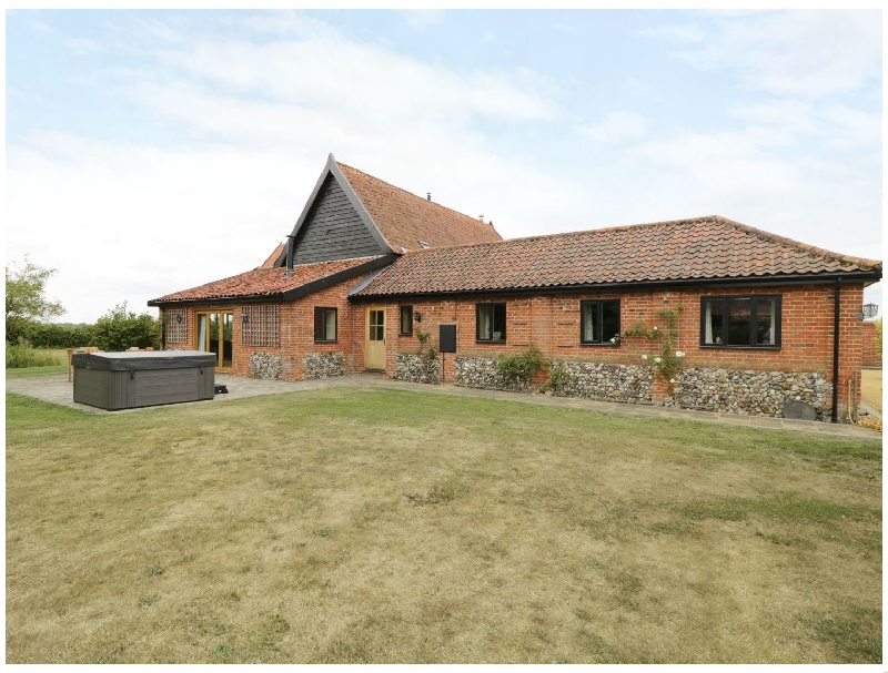 Finest Holidays - Upper Barn Annexe