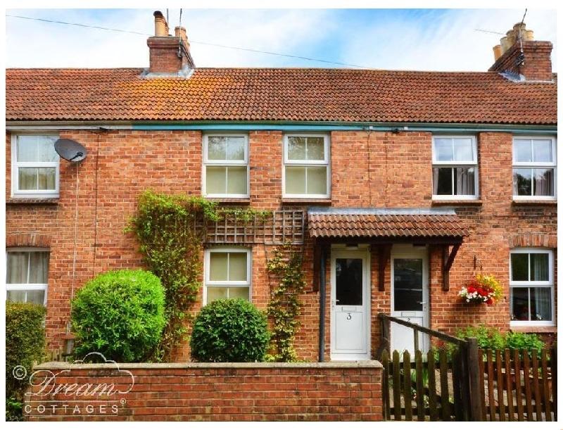 Finest Holidays - Brickyard Cottage